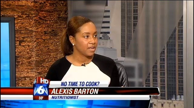 ICYMI: Alexis visits Good Day Alabama for National Nutrition