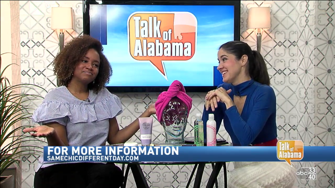 Lifestyle expert Alexis Barton shares tips on Talk of Alabama